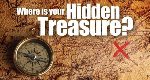 Find the Hidden Treasure in your Practice